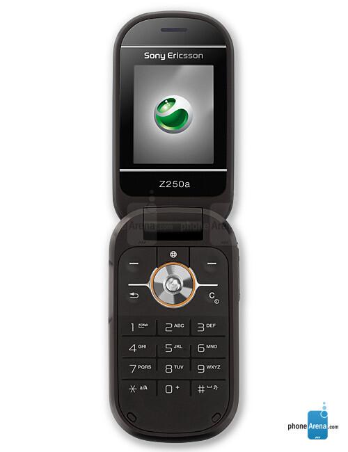 Sony Ericsson Z250 Specs