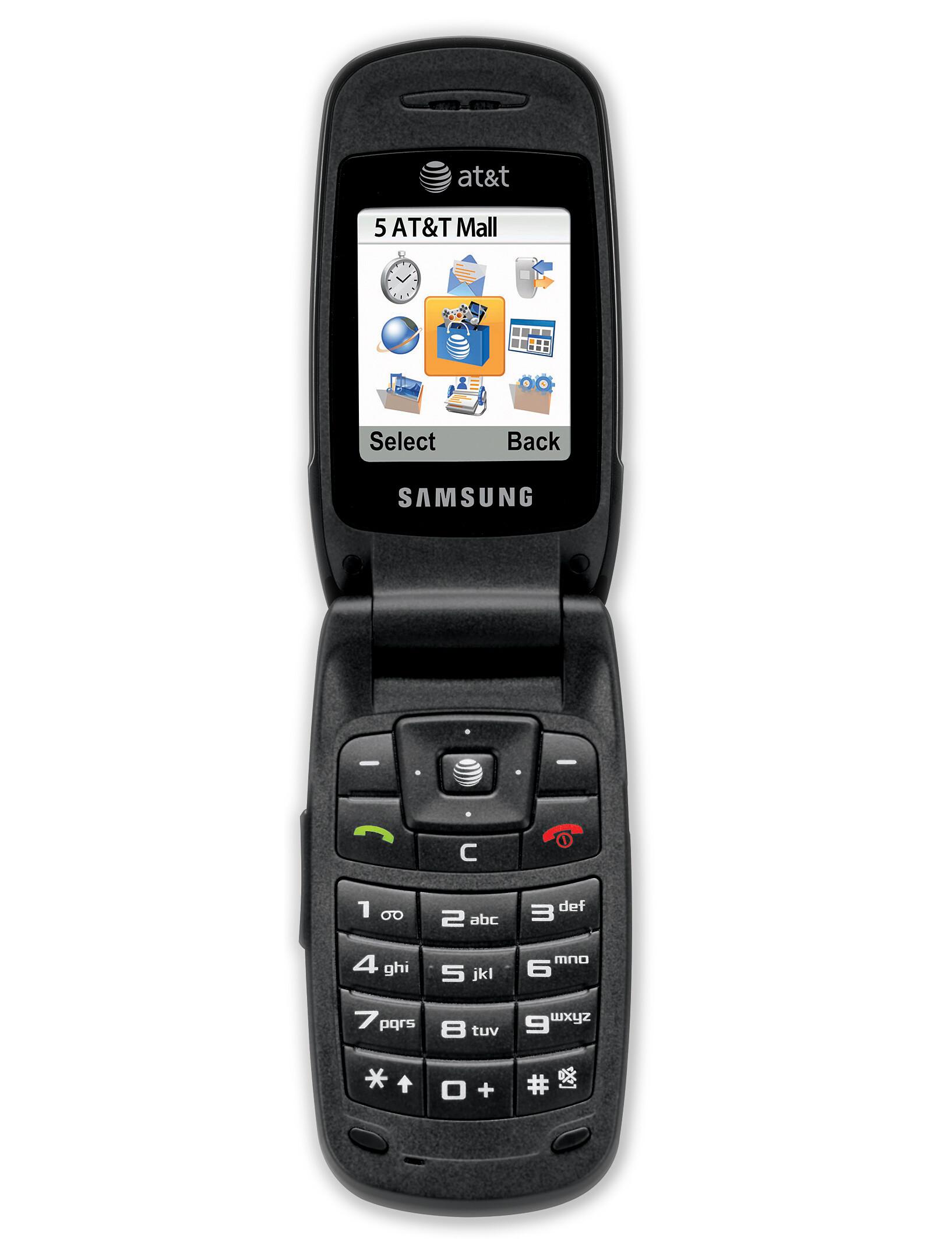 Samsung Sgh A117 Specs