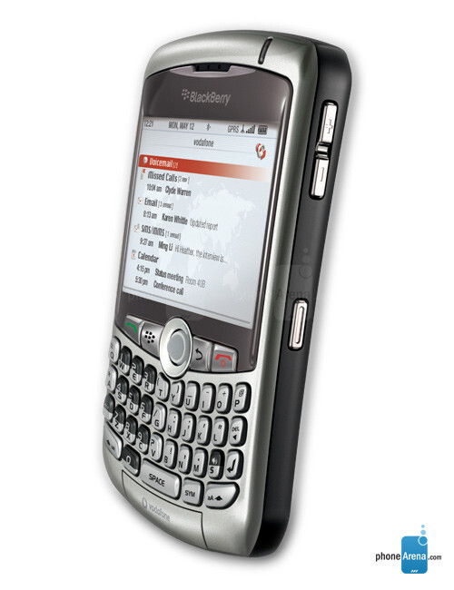 8310 blackberry Curve manual