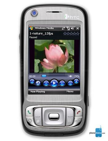 HTC TyTN II specs
