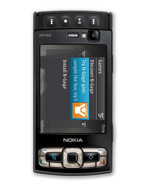 Compare The Market Phones >> Nokia N95 8GB specs