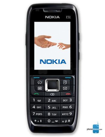 Nokia E51 specs