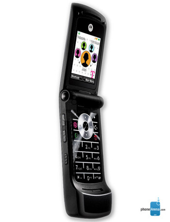 Motorola W490