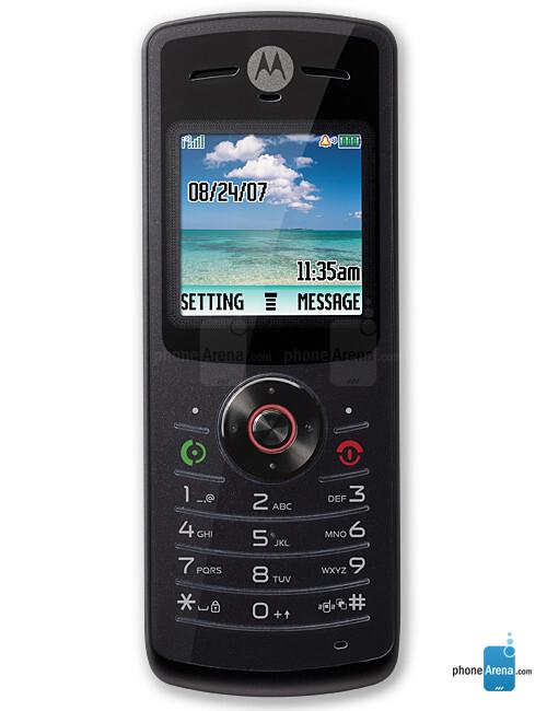 Motorola W175 Specs