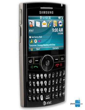 Samsung BlackJack II