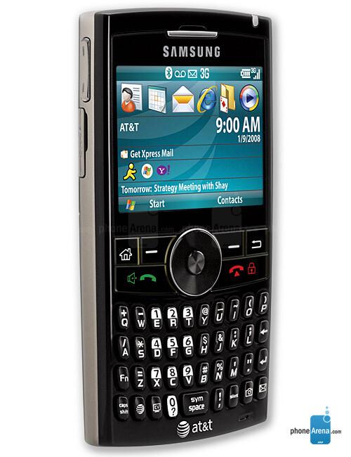 Samsung Blackjack Ii Specs