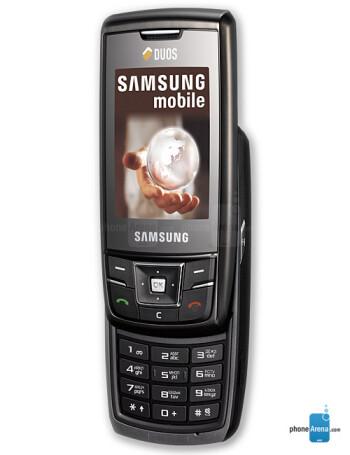 Samsung SGH-D880 DUOS