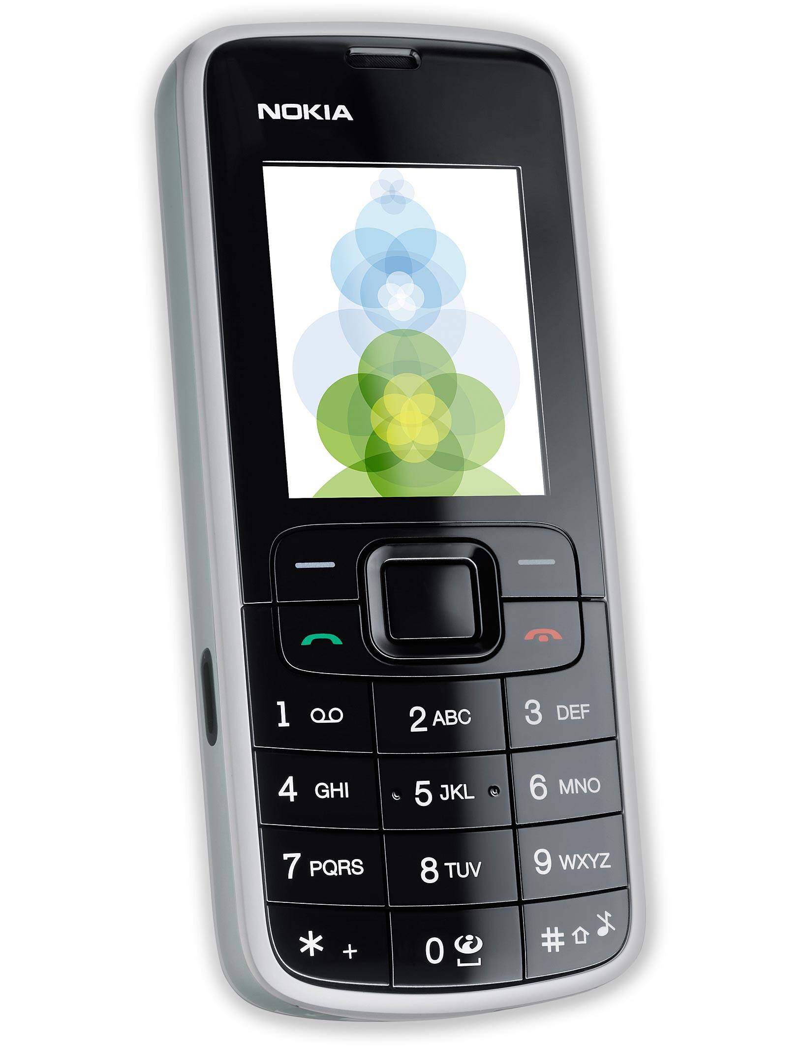 Nokia 3110 Evolve Specs
