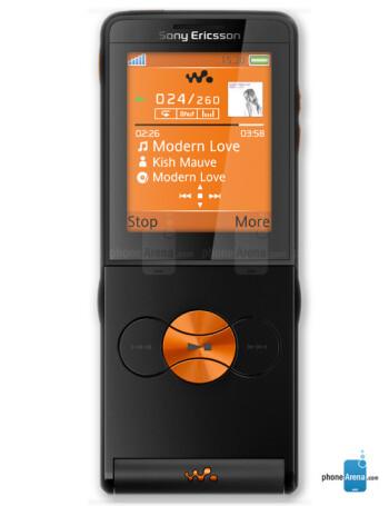 Sony Ericsson W350 specs