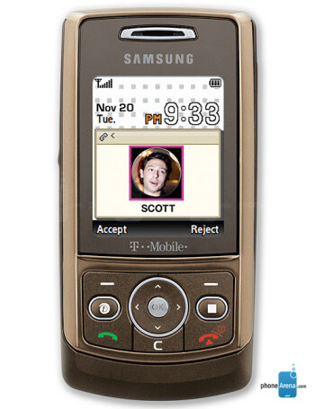 Samsung SGH-T819 specs
