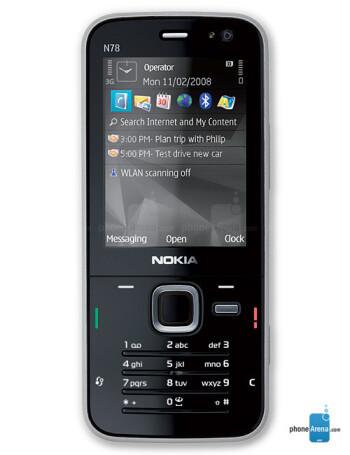 nokia n78 manual user guide rh phonearena com Nokia N97 Nokia N81