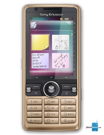 Sony Ericsson G700 specs