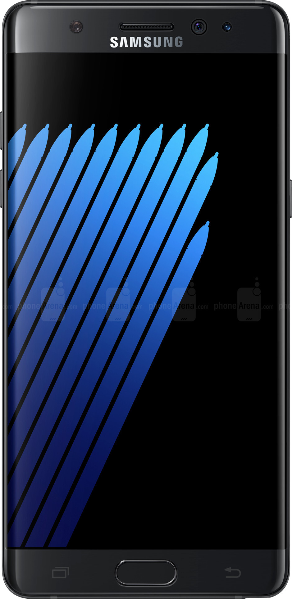 Samsung Galaxy Note 7 Size - Real life visualization and comparison