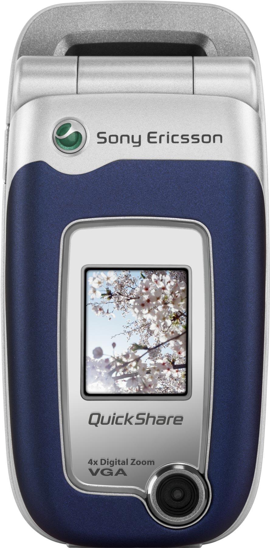 Sony Ericsson Z520