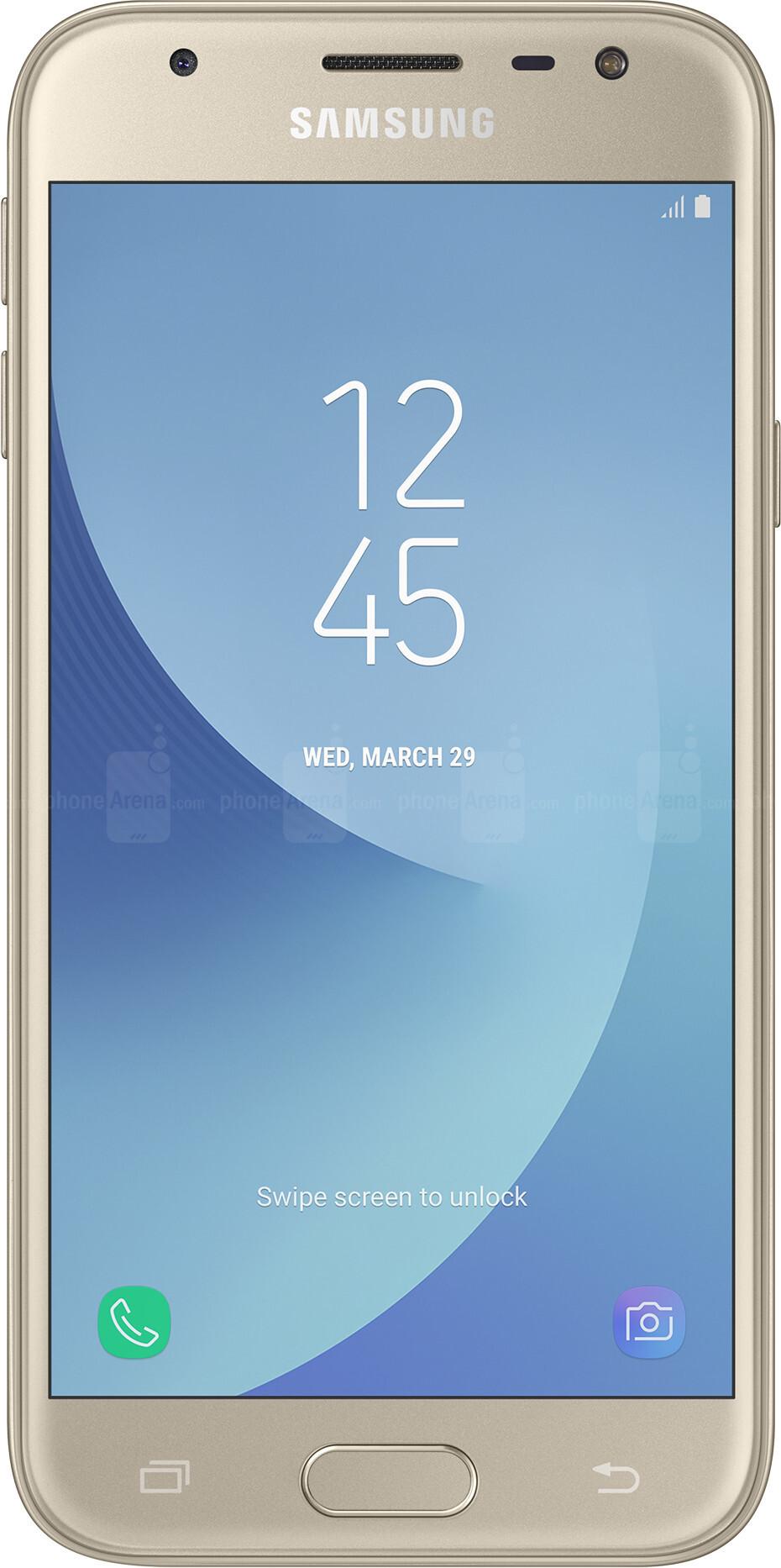 Samsung Galaxy J3 (2017) International vs Samsung Galaxy J3