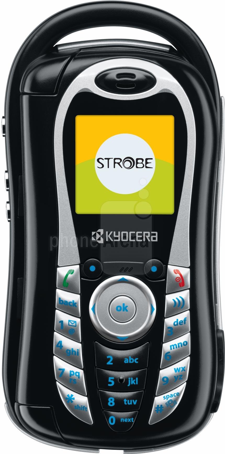 Kyocera Strobe / Switch_Back