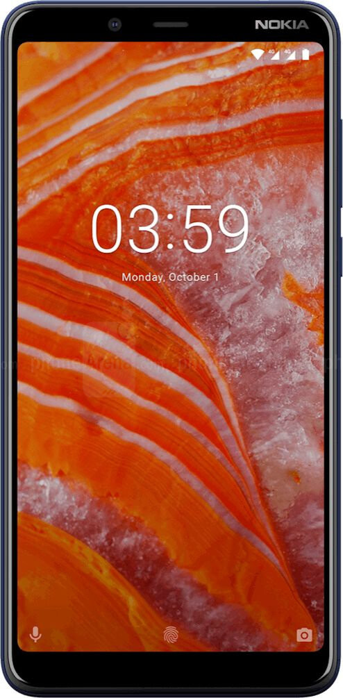 Nokia 3.1 Plus International