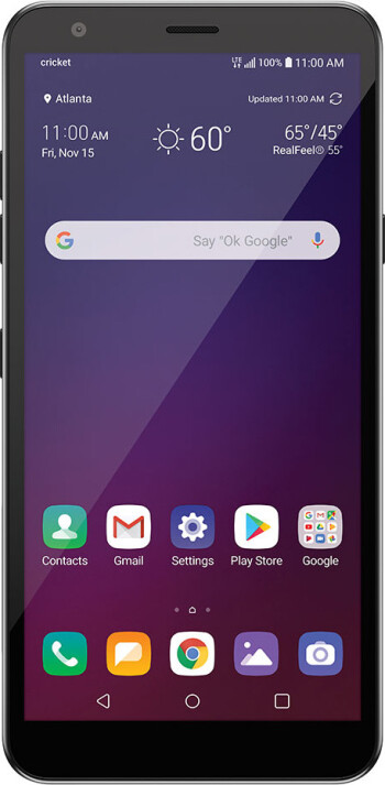 LG Escape Plus