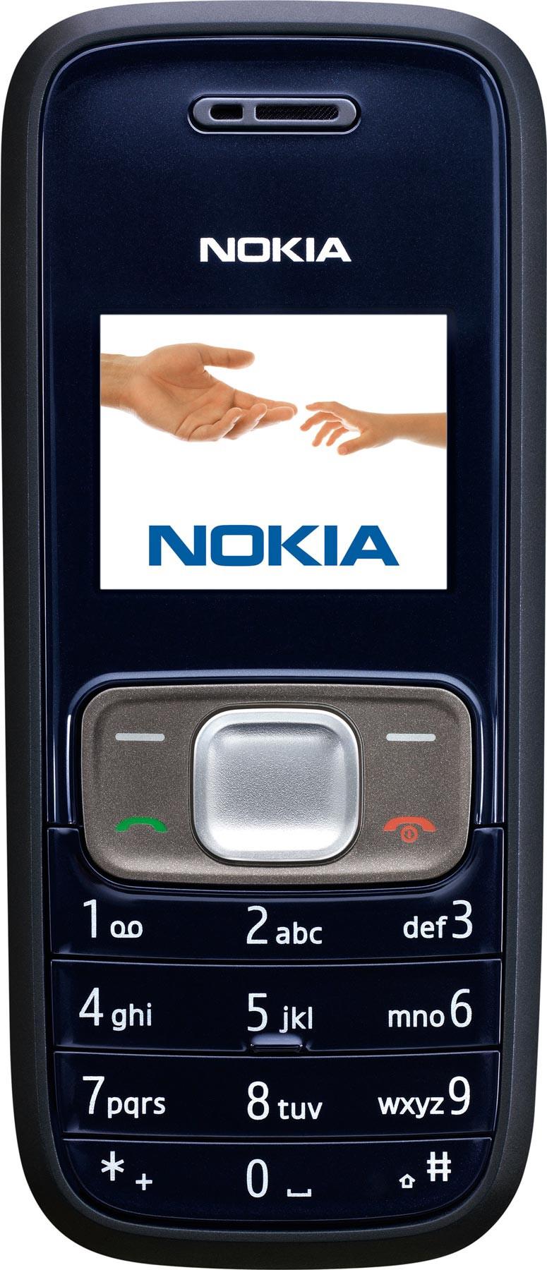 Nokia 1209 Nokia 1209