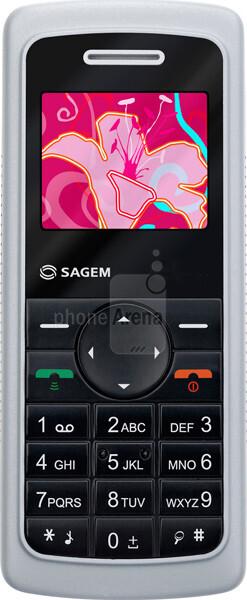 Sagem my200X