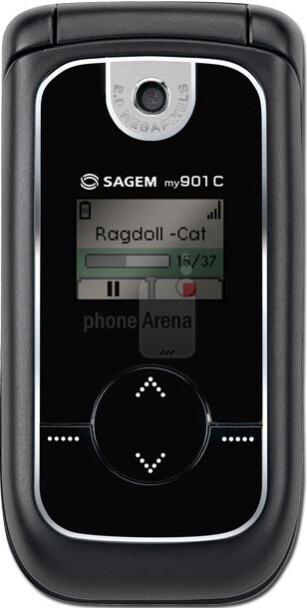 Sagem my901C