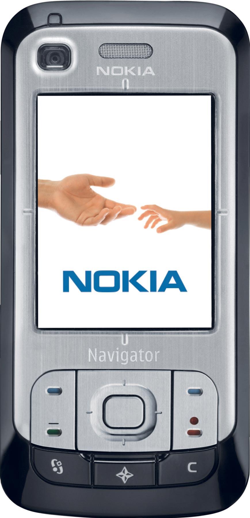 Nokia 6110 NAVIGATOR Size