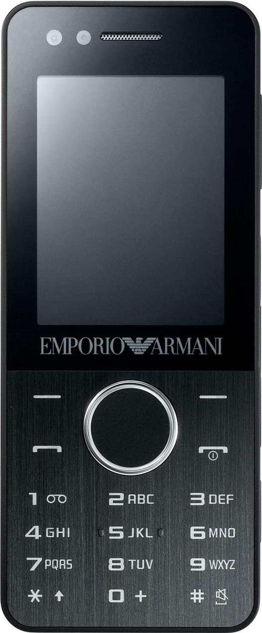 Samsung Emporio Armani Night Effect