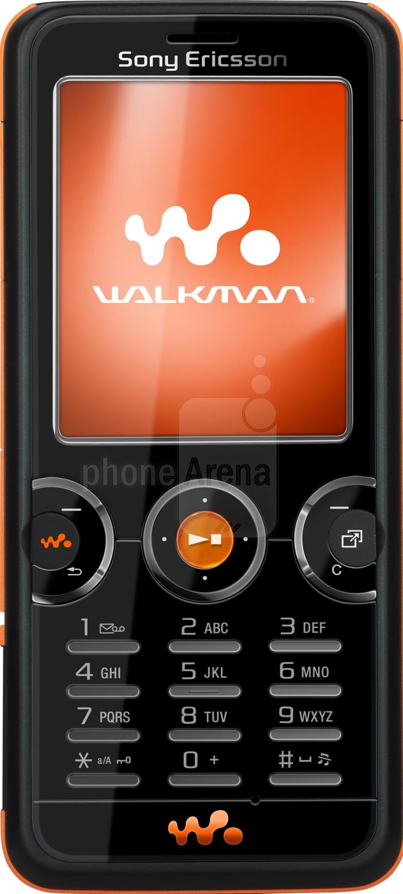 Sony ericsson w850i walkman phone