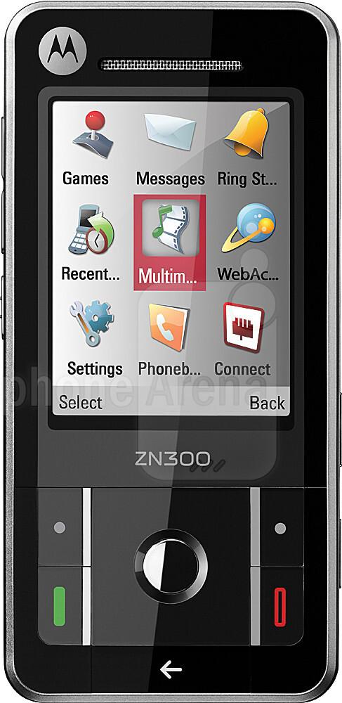 Motorola MOTO ZN300