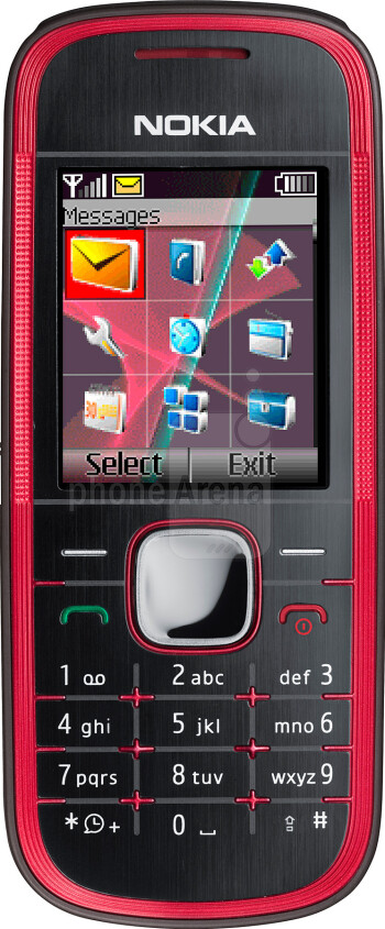 Nokia 5030 XpressRadio