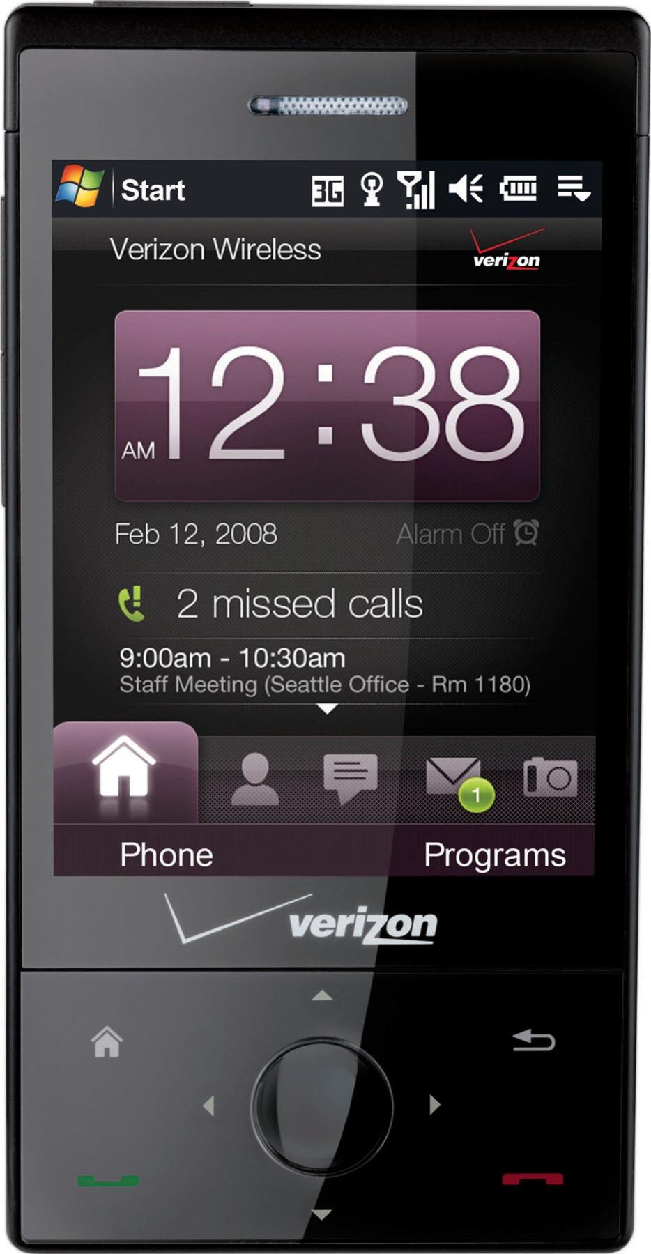 HTC Touch Diamond CDMA - Verizon