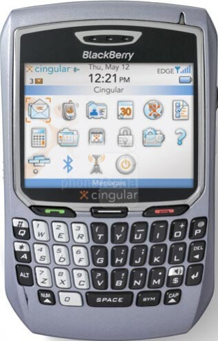 blackberry 8700 8700c 8700g size real life visualization and rh phonearena com AT&T BlackBerry Edge BlackBerry 8700V