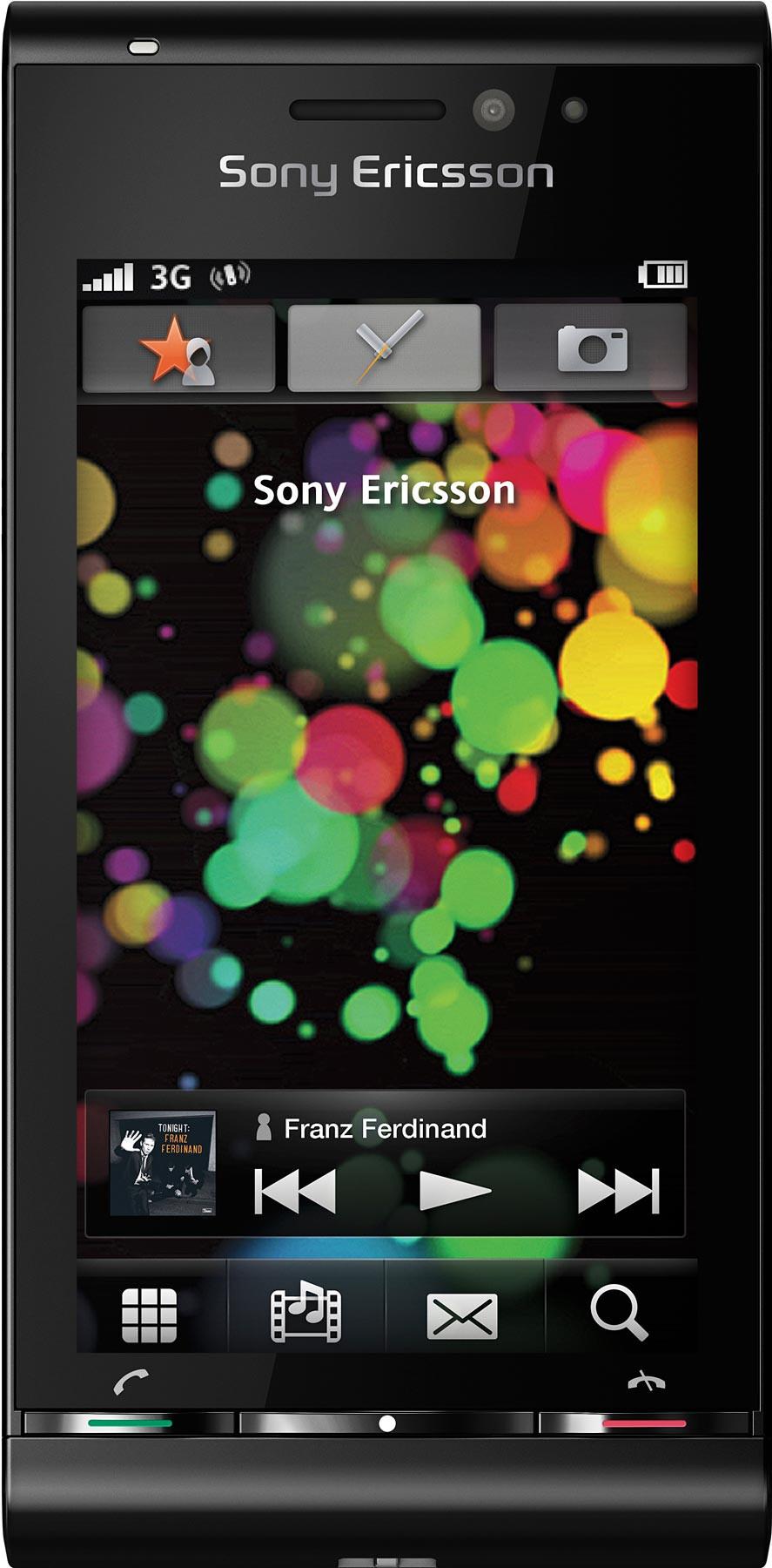 Sony Ericsson Satio a
