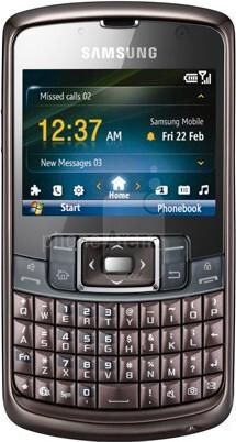 Samsung OmniaPRO B7320L