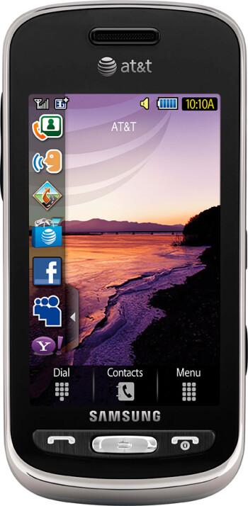 Samsung Solstice SGH-A887