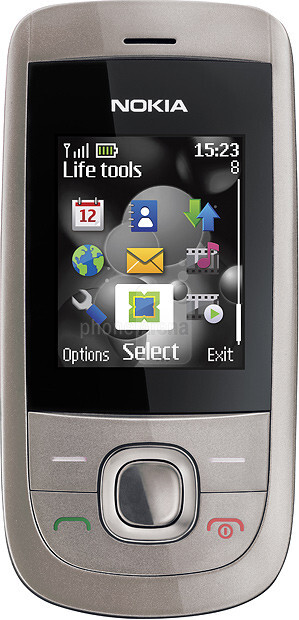 Nokia 2220 slide US