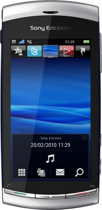Sony Ericsson Vivaz a