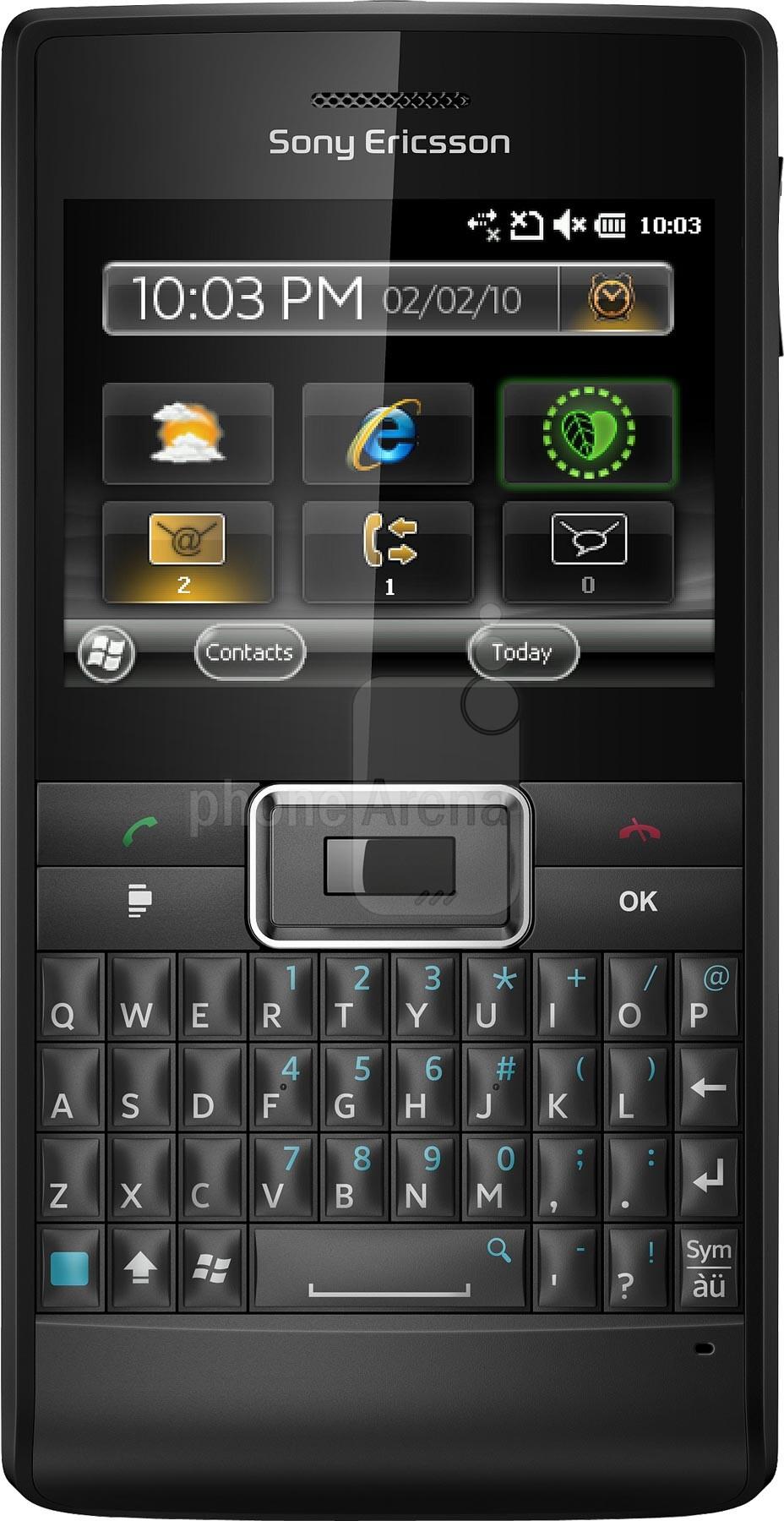 Sony Ericsson Aspen a