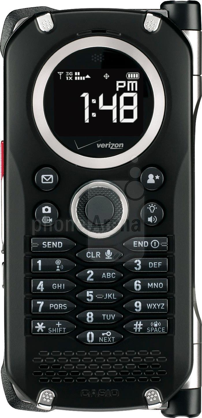 Verizon Wireless CASIO G'zOne Brigade