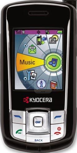 Kyocera Slider Remix KX5