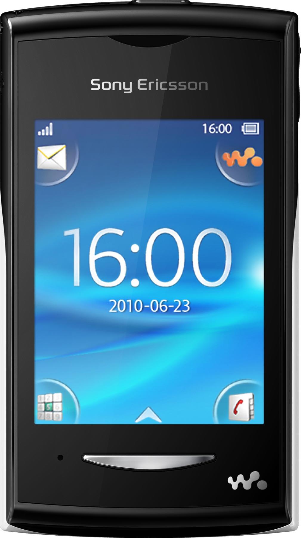Sony Ericsson Yendo a
