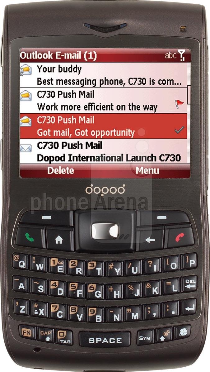 HTC S630 Cavalier