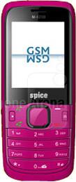 Spice Mobile M-6200