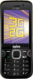 Spice Mobile G-6550