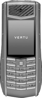Vertu Ascent Ti Carbon Fibre