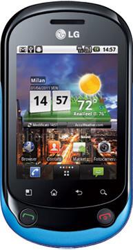 LG Optimus Chat