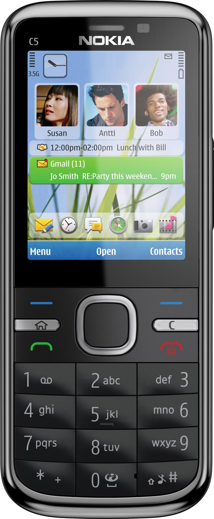 Nokia C5 5MP