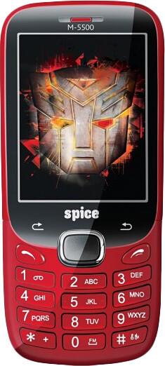 Spice Mobile M-5500