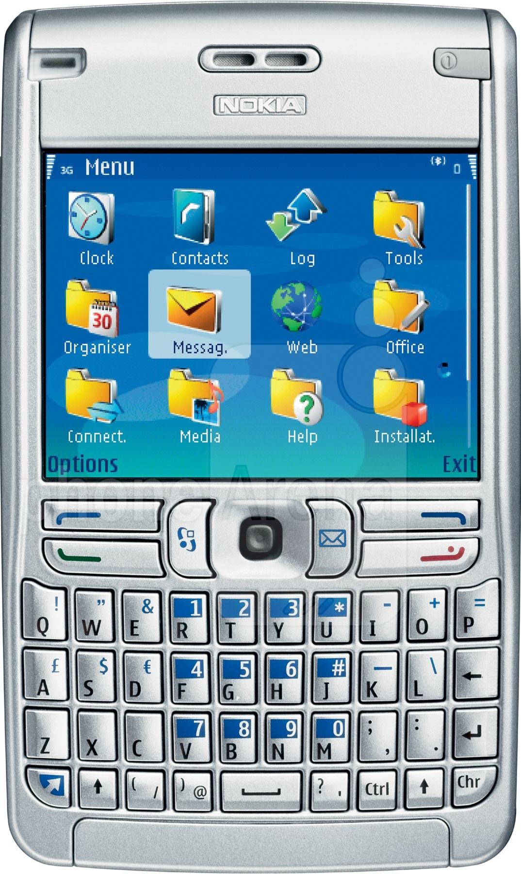 nokia e61 size real life visualization and comparison rh phonearena com nokia e61 user manual Nokia E71