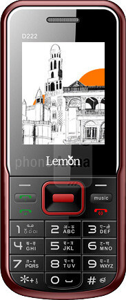 Lemon Mobiles Duo 222